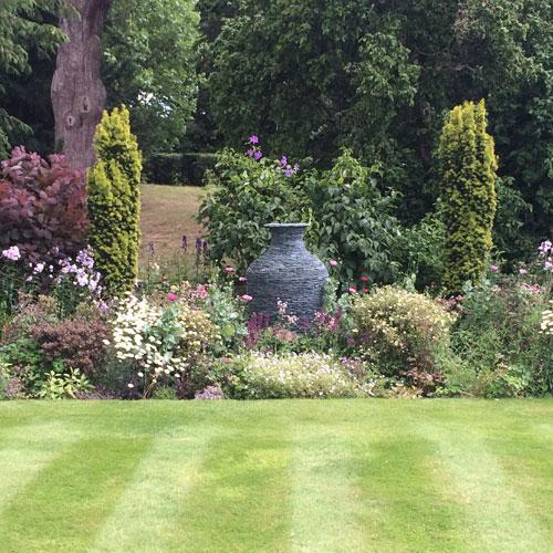 Woodland Trumpets - Garden Maintenance
